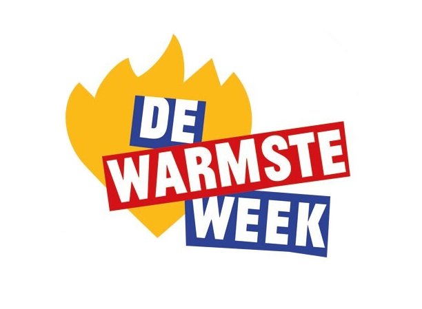 Gadget Warmste week