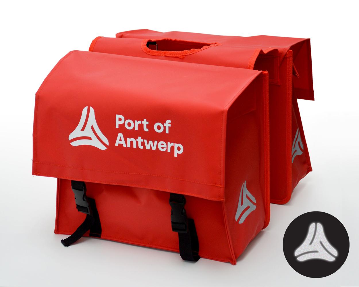 Port of Antwerpen fietstas 2019
